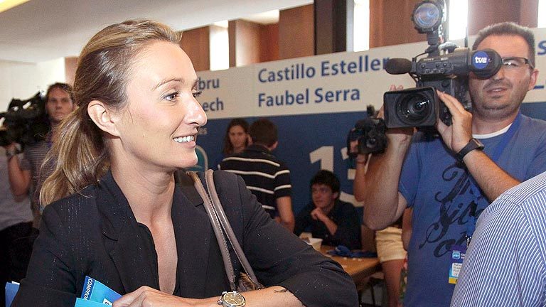 "Andrea Fabra: ""Mi reproche fue poco afortunado"""
