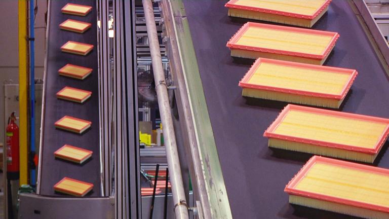 Fabricando Made in Spain - La fabricación de los filtros de aire