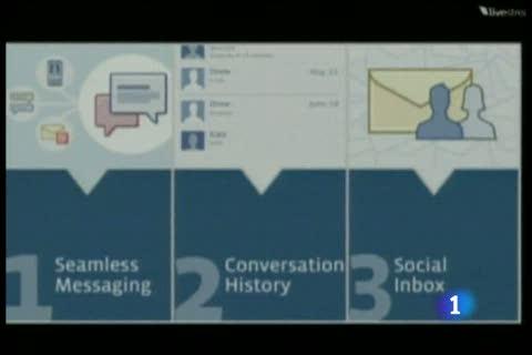 Ver vídeo  'Facebook ha presentado su propio servicio de correo electrónico'