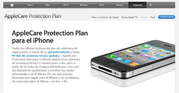 FACUA demanda a Apple por supuesta publicidad engañosa