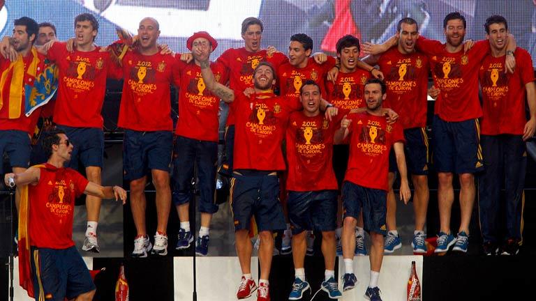 La FAD critica a la selección por la celebración de la Eurocopa