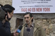 """Fago"" TVmovie de MundoFiccion 2008"