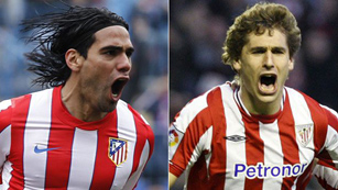Ver vídeo  'Falcao vs Llorente: duel