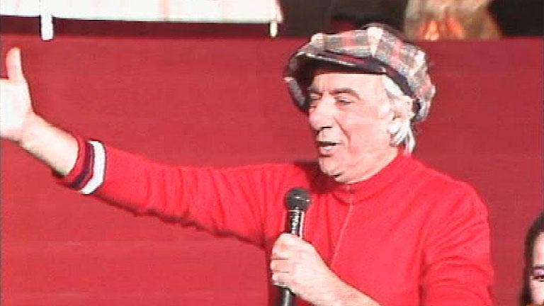 Fallece Emilio Aragón 'Miliki', el famoso payaso de la televisión