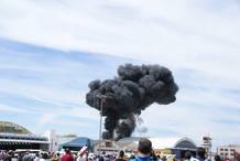Fallece el piloto de una avioneta de los años 50 tras estrellarse en Cuatro Vientos