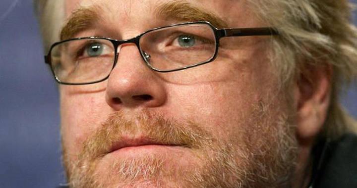 El fallecido actor estounidense Philip Symour Hoffman