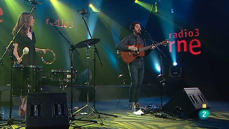 Los conciertos de Radio 3 - La familia del árbol