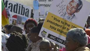 Ver vídeo  'La familia de Mandela no está a la altura de los ciudadanos'