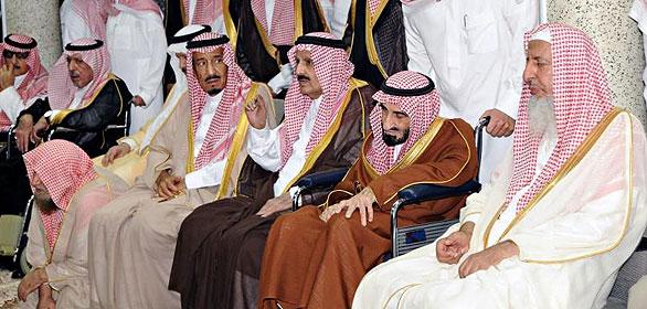 Familia Saud