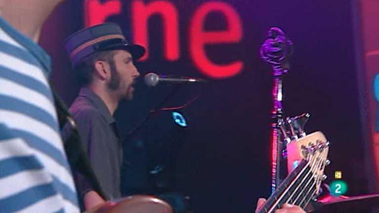 Los conciertos de Radio 3 - La Fantástica banda de Casi