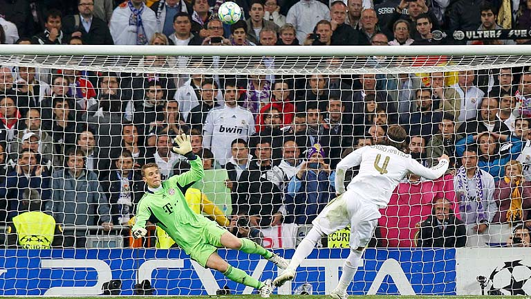 Fat&iacute;dica tanda de penaltis para el Real Madrid (1-3)