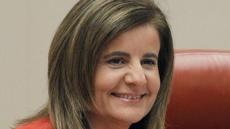 Fátima Báñez cree que los pensionistas