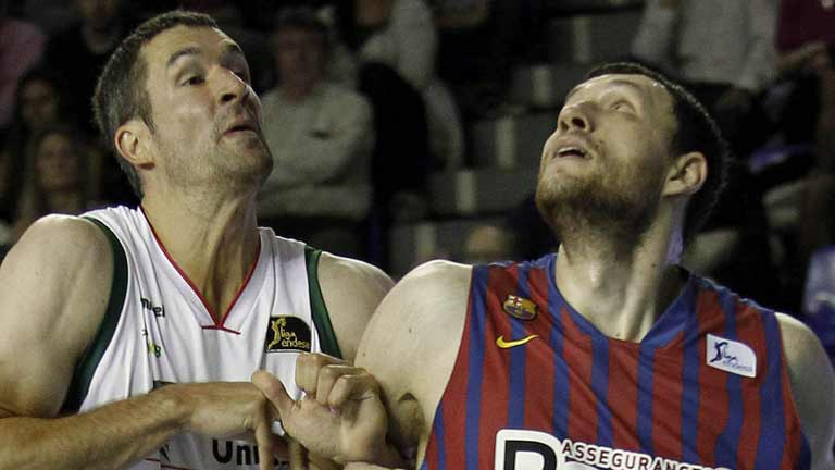 FC Barcelona Regal 57-50 Unicaja