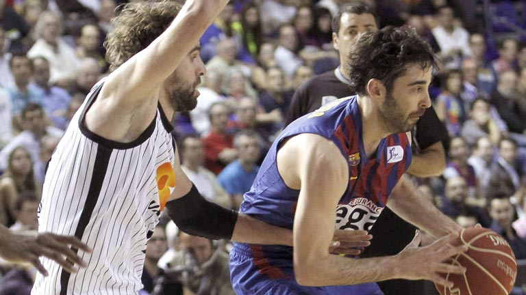 FC Barcelona Regal 88-62 Uxue Bilbao Basket