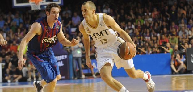 FC Barcelona Regal y Real Madrid fueron los finalistas de la pasada ACB