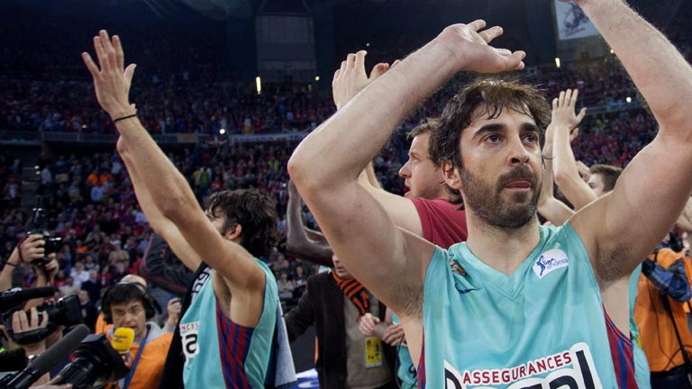 Baloncesto - Copa del Rey 2013 - 1&ordf; Semifinal: FC Barcelona Regal-Caja Laboral
