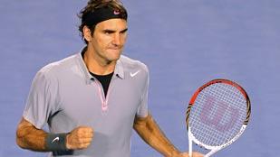 Federer gana a Tsonga y se enfrentará a Murray en 'semis'