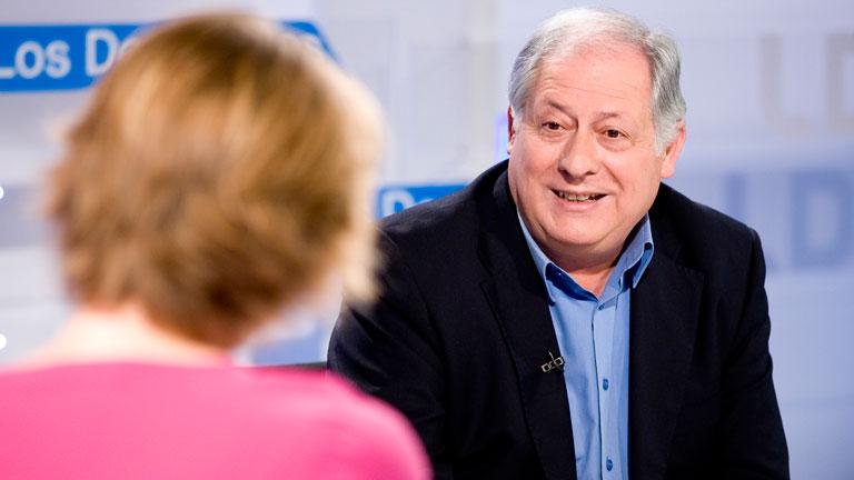 Los desayunos de TVE - Felipe Alcaraz, expresidente del Partido Comunista de España