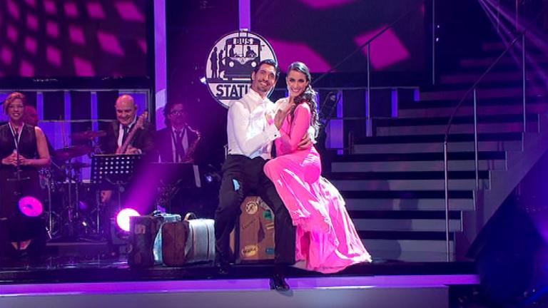 Mira quién baila - Felipe López baila quickstep