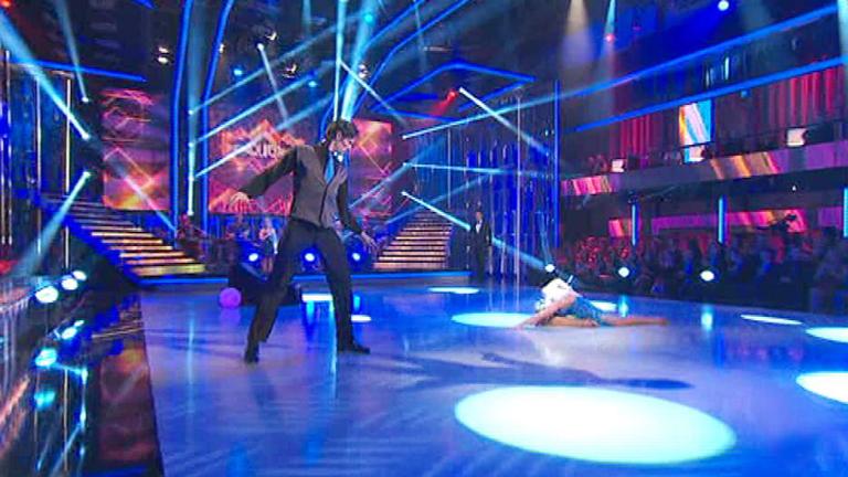 Mira quién baila - Felipe López baila un tango