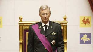 Ver vídeo  'Felipe I, el nuevo rey de Bélgica'