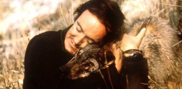 Félix Rodríguez de la Fuente, amante del lobo y de todos los animales de la tierra.