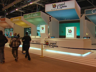 Ver v?deo  'La Feria Internacional de Turismo ha abierto en Madrid'
