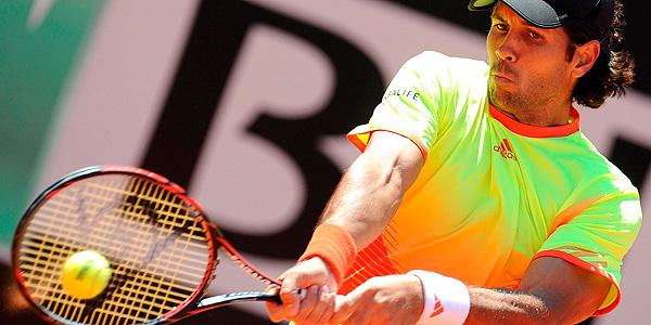 Fernando Verdasco ha pasado a segunda ronda del Masters 1000 de Roma