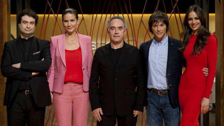 MasterChef - Ferran Adrià entregará el premio al ganador