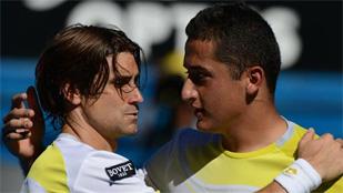 Ferrer remonta dos sets ante Almagro y pasa a semifinales
