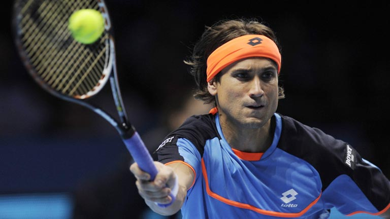Ferrer se despide del Masters ganando