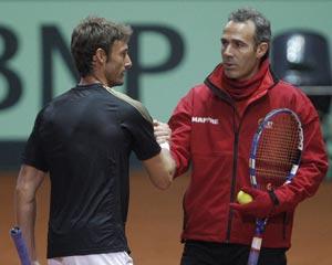Ferrero abre la eliminatoria contra Kukushkin