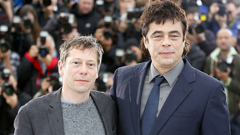 Benicio del Toro en el Festival de cine de Cannes