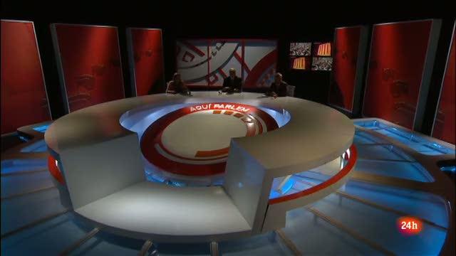 Aquí Parlem - El fi de curs parlamentari - 26/07/2014