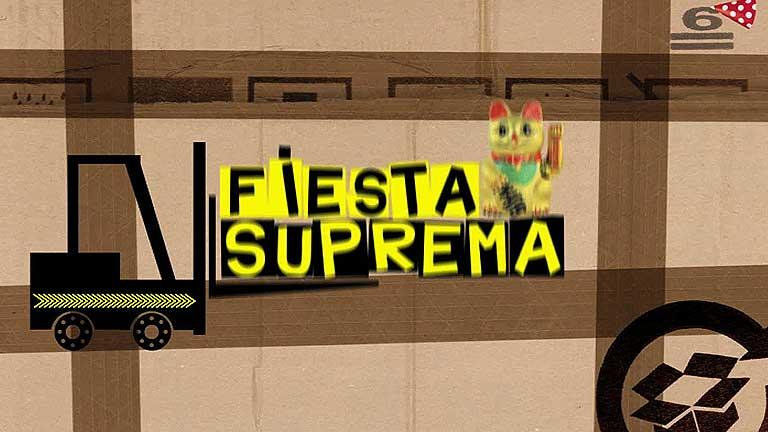 'Fiesta Suprema', muy pronto estreno en La 2