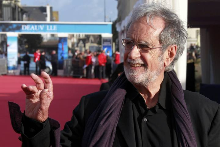 File photo of French director Molinaro as he arrived at the opening of the Deauville American Film Festival