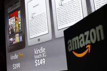 Los beneficios de Amazon han sido el 35% menos que en el mismo periodo del año pasado