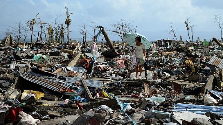 Filipinas, en estado de emergencia por el tifón Haiyan