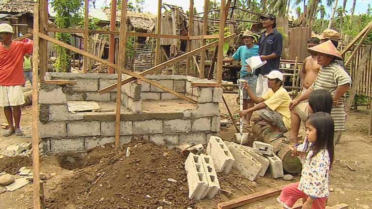 En la semana del agua, Filipinas y sus problemas