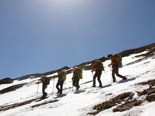 Ver v?deo  'Al filo - Edurne Pasaban no será la primera mujer en conquistar los 14 picos más altos del planeta'