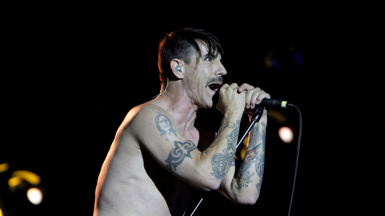 Los Red Hot Chilli Peppers despiden Rock in R&iacute;o