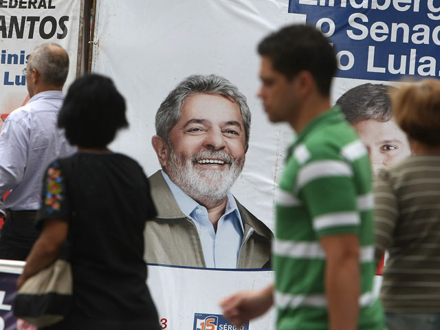 Brasil, unas elecciones que pondr&aacute;n fin a la &quot;Era Lula&quot;