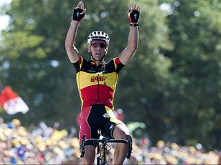 Ver vídeo  'Final de la etapa 1 del Tour'