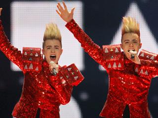 Ver v?deo  'Final Eurovisión 2011 - Irlanda'