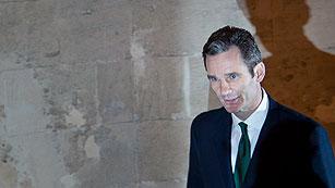Ver vídeo  'Finaliza la declaración de Iñaki Urdangarin en los juzgados de Palma'