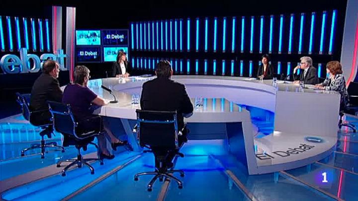 El debat de La1 - Taula de debat
