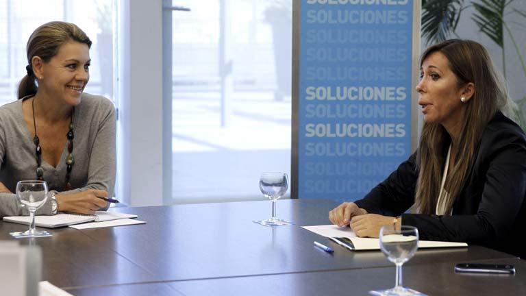 Sánchez-Camacho propone al PP una revisión del modelo de financiación para Cataluña