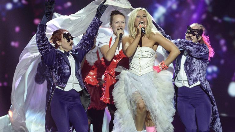 Segunda semifinal Eurovisión 2013 - Finlandia