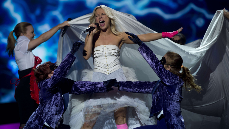 Final de Eurovisi&oacute;n 2013 - Finlandia