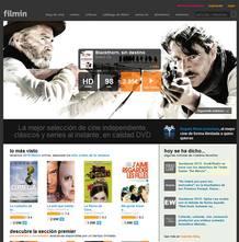 Filmin se ha especializado en cine independiente y ofrece contenidos mediante tarifa plana y alquiler
